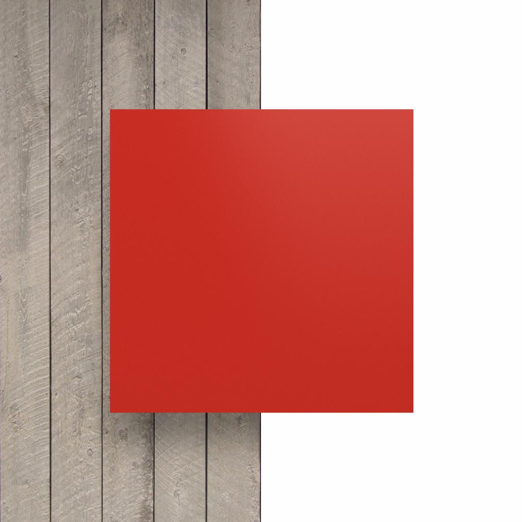 Voorkant letterplaat wit mat