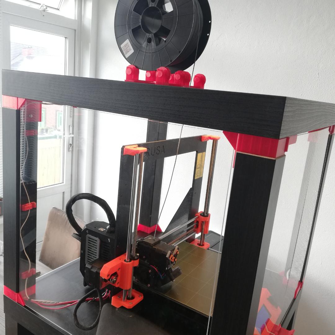 IKEA lack behuizing voor 3D printer